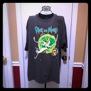 Rick and Morty T-shirt New